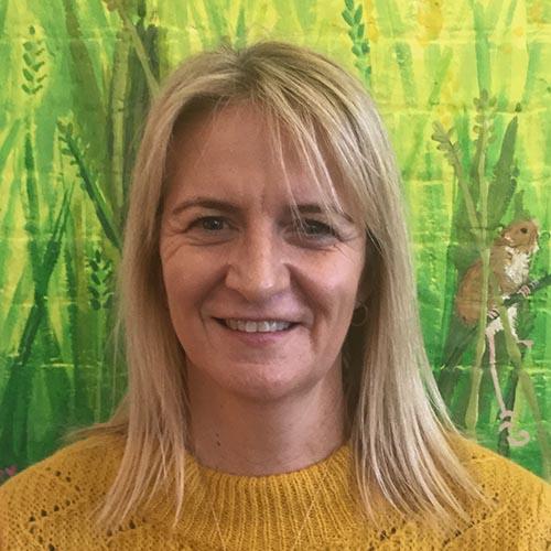Mrs Sarah Evans