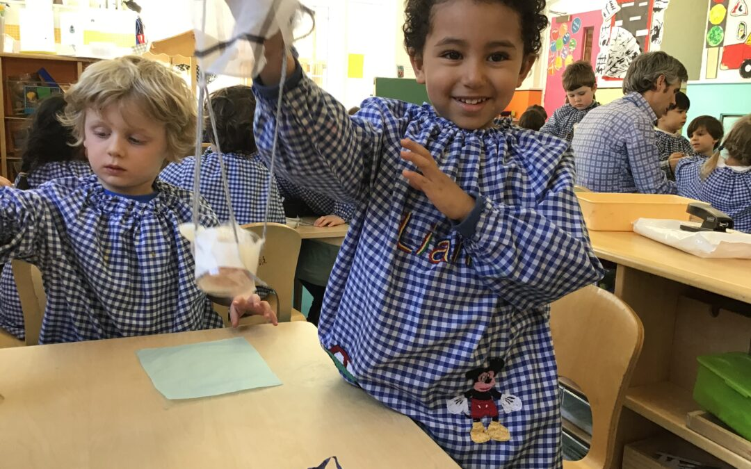 The Butterfly Class Science Club