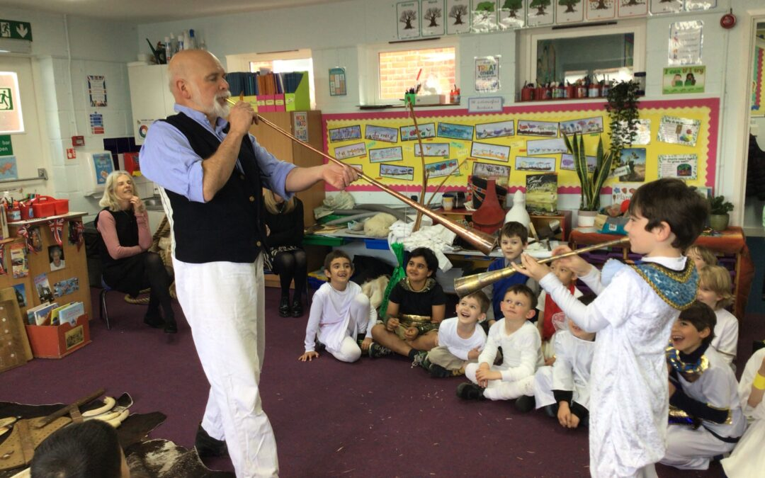 Year 1 Egyptian Day
