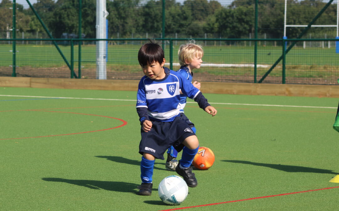 New facilities completed at King's House School Sports Ground